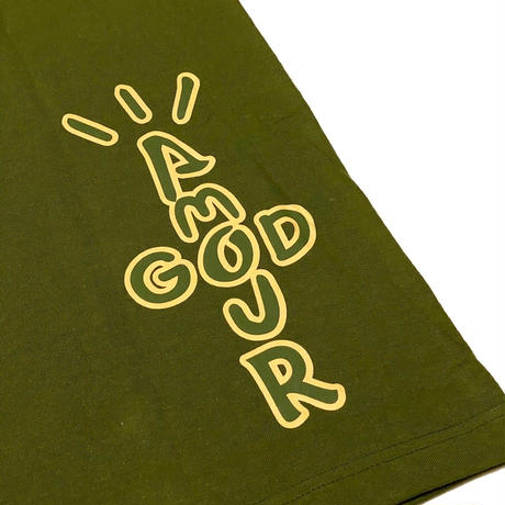 AMOUR / SS TEE GOD AMOUR