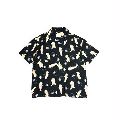 AMOUR / ORIGINALS  ALOHA SHIRT
