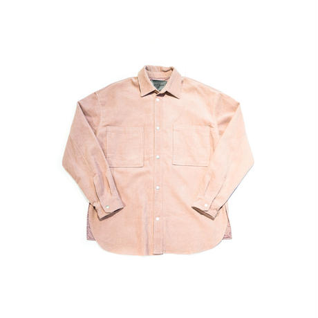 DRESS VOLUME / CORDUROY SHIRT