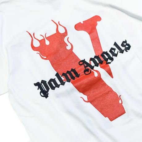 VLONE × Palm Angels Collaboration SS TEE
