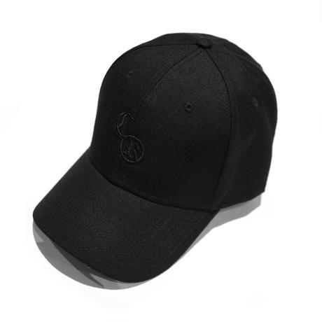 COMP®EX / C® SNAPBACK CAP / TRIPLE BLACK