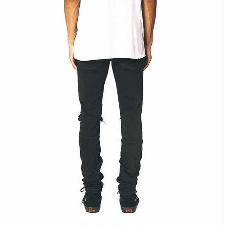 mnml M1 Stretch Denim / BLACK