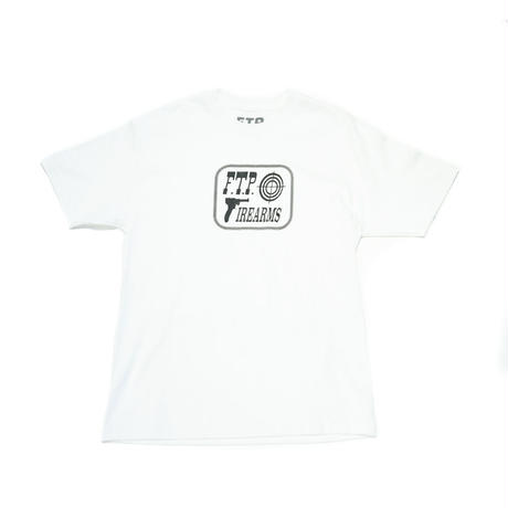 FTP /  IREARMS SS TEE / WHITE