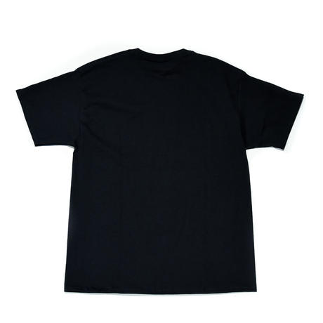 NIGHT CLUB /GRAPHIC LOGO  SS TEE / BLACK