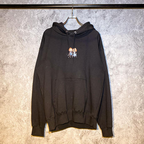 WWF × AMOUR PULLOVER HOODIE CHILD PLAY
