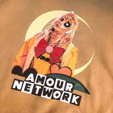 AMOUR / CREW SWEAT BILLEY  GIRLS