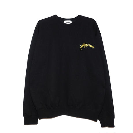 AMOUR / CREW SWEAT S.S.A