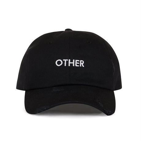 OTHER UK / DISTRESSED DAD CAP