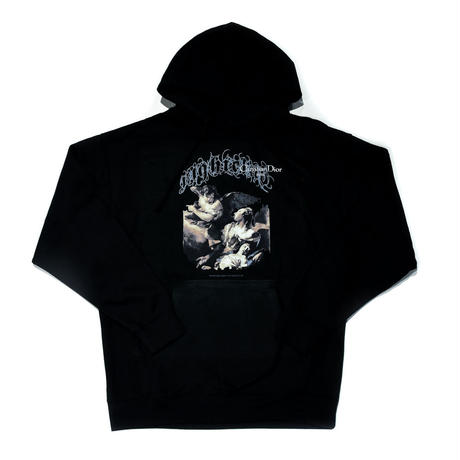 NIGHT CLUB /  DIOR PULLOVER HOODIE / BLACK