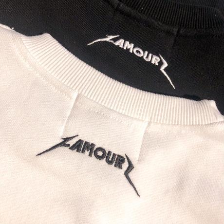 WORLD wide FAMOUS × AMOUR / CREW NECK JOKER