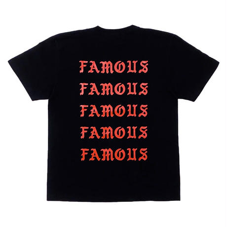 WORLD wide FAMOUS / KJ SS TEE