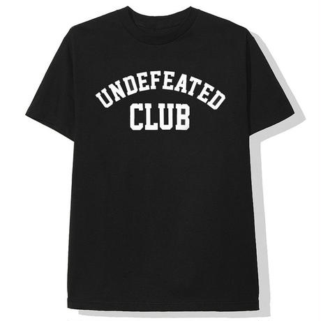 ANTI SOCIAL SOCIAL CLUB / UNDERFEATED  CLUB TEE