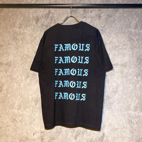 WORLD wide FAMOUS / 17 TEE