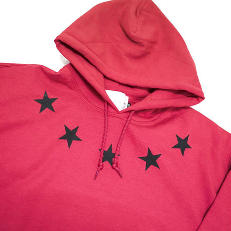 AMOUR / PULLOVER HOODIE STAR