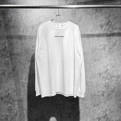 AMOUR / MAKE A WISH LS TEE
