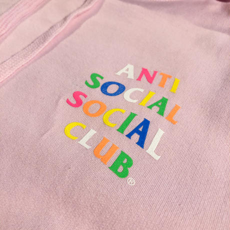 ANTI SOCIAL SOCIAL CLUB / FRANTIC HOODIE