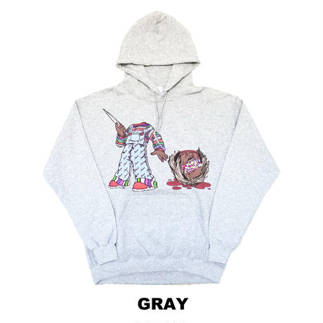 AMOUR / PULLOVER HOODIE AMOUR PLAY