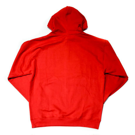 NIGHT CLUB × AMOUR /  DIOR PULLOVER HOODIE / RED