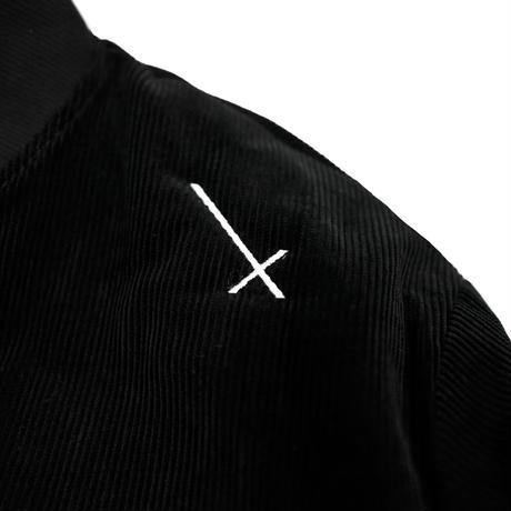 X COUDUROY JACKET