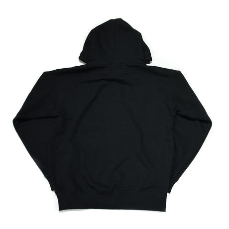 AMOUR / FUCK U AMOUR PULLOVER HOODIE / BLACK
