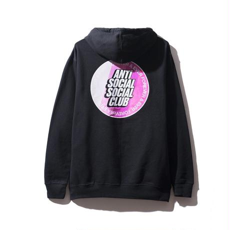 ANTI SOCIAL SOCIAL CLUB  SURFS UP HOODIE / BLACK