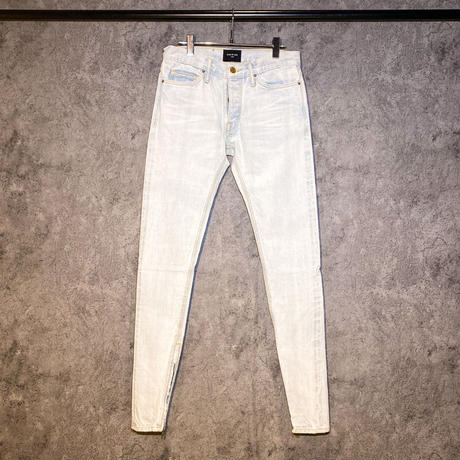 Fear of God / WASHED OUT SELVEDGE DENIM JEANS