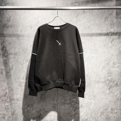 COMP®︎EX / X STITCH CREW SWEAT
