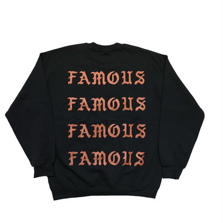 WORLD wide FAMOUS / KIMYE CREW SWEAT