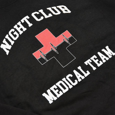 NIGHT CLUB / MEDICAL TEAM CREW NECK