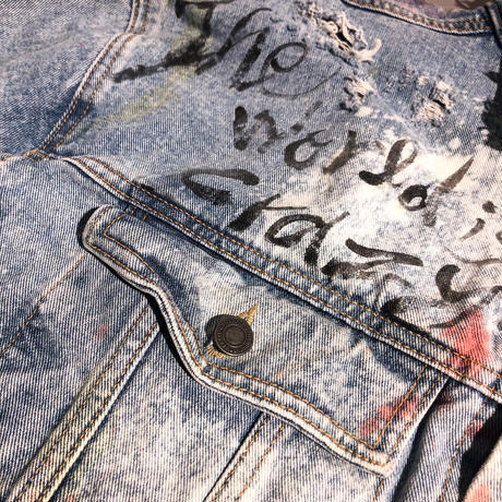 ORIGINAL REMAKE DENIM JACKET No.1