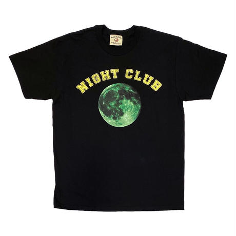 NIGHT CLUB / AMOUR STORES LIMITED MOON TEE