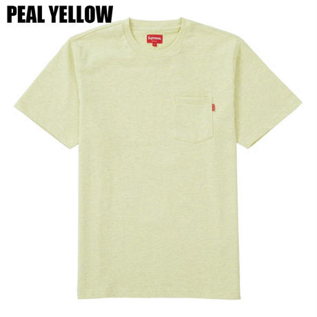 Supreme / SS POCKET TEE