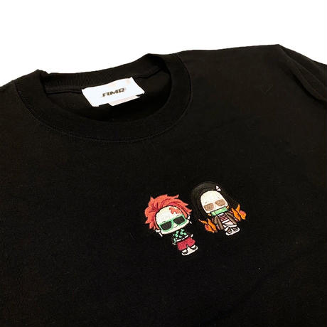 AMOUR×WORLD wide FAMOUS / SS TEE BREATHING WATER