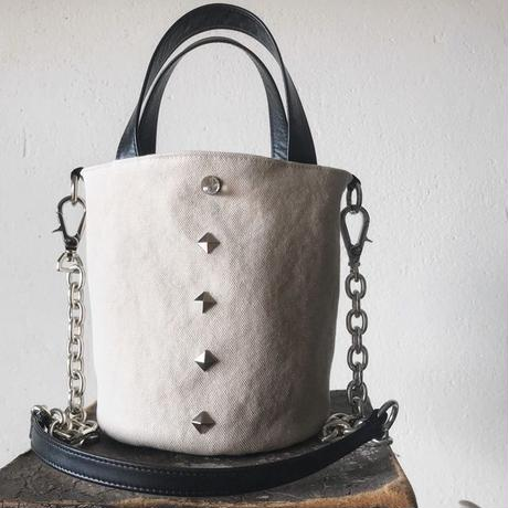 bucket tote bag