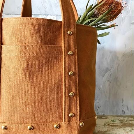 canvas tote bag medium (camel)