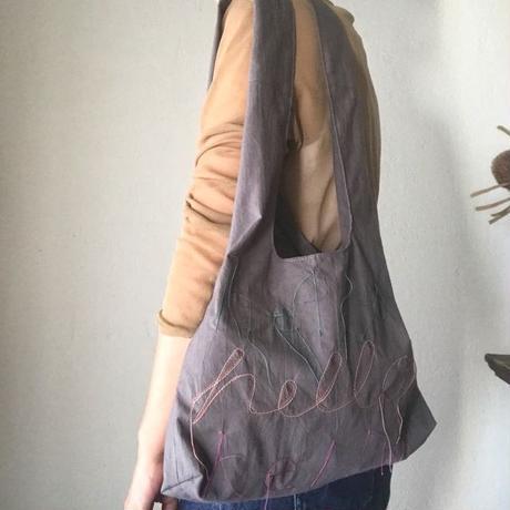 marche bag (gray)