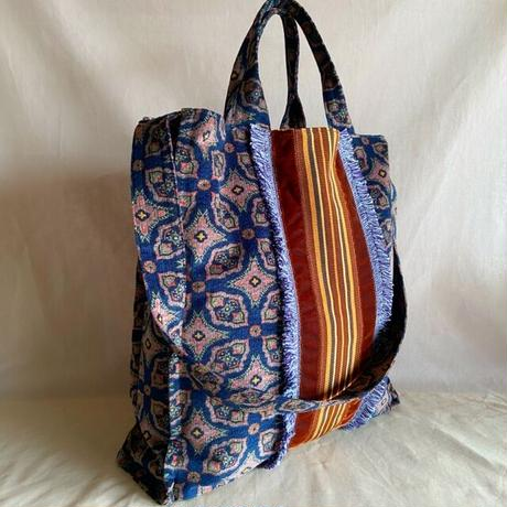 french ribbon 2way tote bag (corduroy)