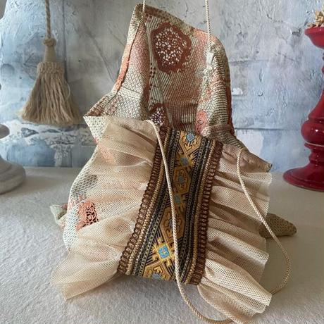 vintage  cloth  bag (i)