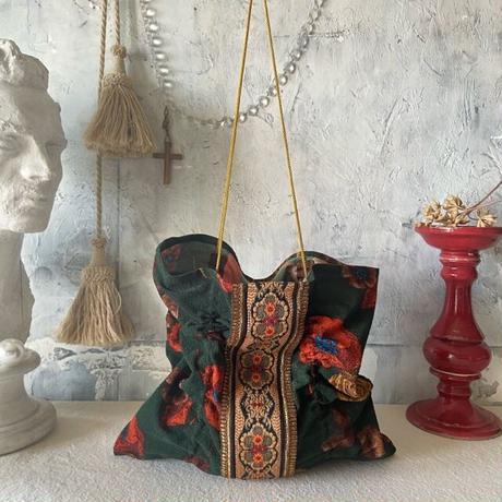 vintage  cloth  bag (g)