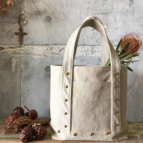 canvas tote bag medium (ecru)