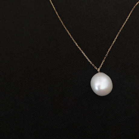 barocco pearl necklace