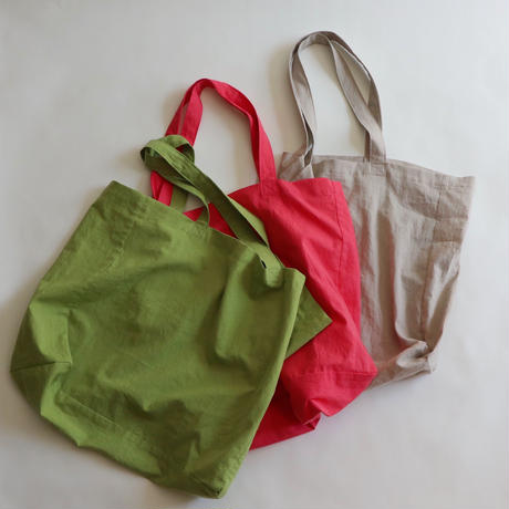 cotton linen bag (ecru)