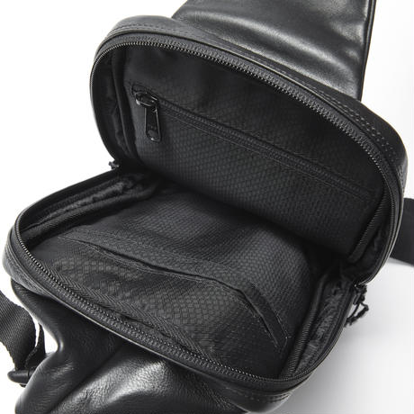 LEATHER VARIETY BODY BAG