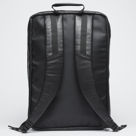 LEATHER COVER BAG PACK