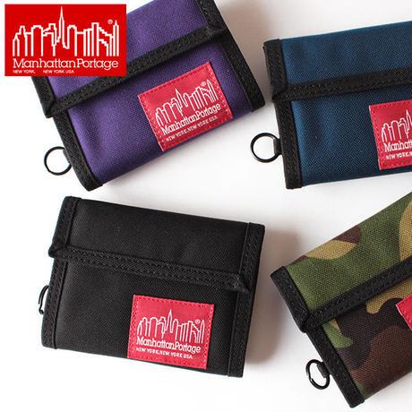 Manhattan Portage マンハッタンポーテージ 二つ折り財布 ウォレット パークウォレット Park Avenue Wallet MP1013