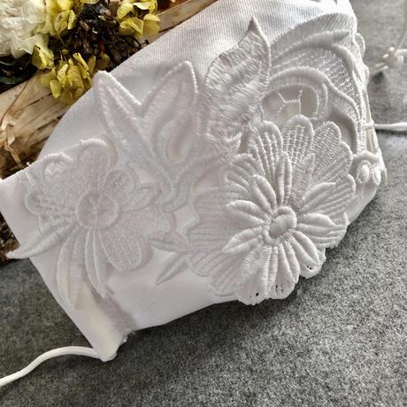 花束マスク