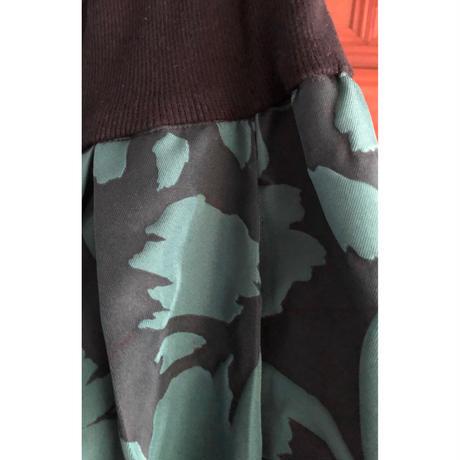 ウエストゴムスカート
