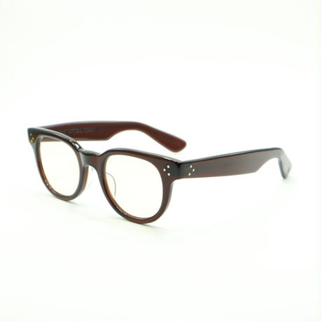 TART OPTICAL F.D.R. タートオプティカル エフディーアール / 003 Smoke Brown 48サイズ