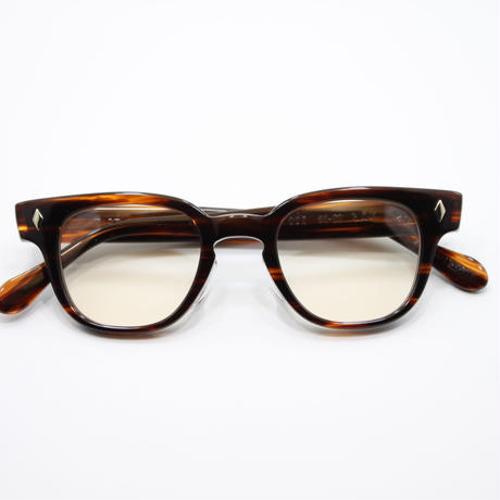 TART OPTICAL BRYAN タートオプティカル ブライアン / 002 Honey Amber *44サイズ