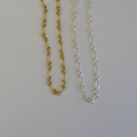 necklace-a02060 SV925  Tidy   Chain   Necklace